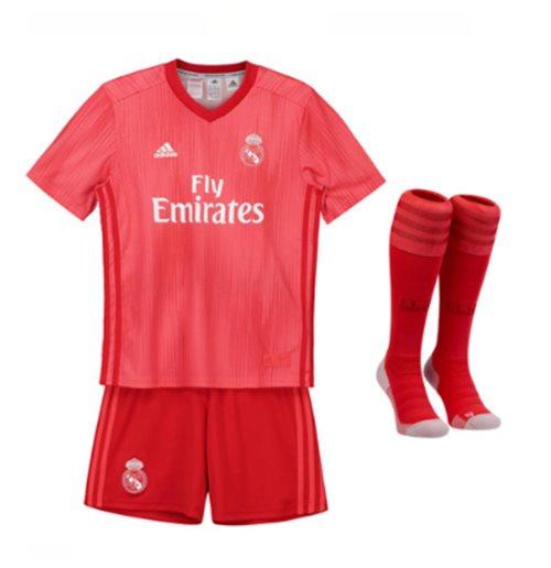 tenue de foot Real Madrid 2018