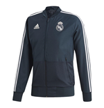 Sweat-shirt Real Madrid 2018-2019 (Gris foncé)