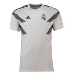 T-shirt Real Madrid 2018-2019 (Gris)