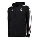 Sweat-shirt Real Madrid 2018-2019 (Noir)