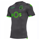 Maillot de Football Sporting Clube de Portugal Away Macron Authentique 2018-2019 (Enfants)