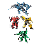 Transformers The Last Knight Premier Edition Deluxe 2017 Wave 3 assortiment figurines 13 cm (8)