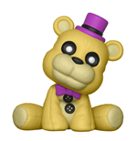 Five Nights at Freddy's Vinyl Figurine Golden Freddy 9 cm