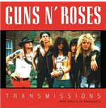 Vinyle Guns N' Roses - Transmissions - Rare Radio And Tv Broadcast