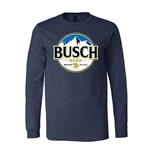 Maillot Manches Longues Busch Beer - Anheuser-Busch pour homme