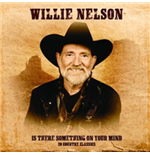 Vinyle Willie Nelson - Is There Something On Our Mind/20 C
