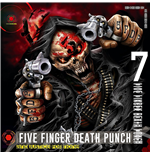 Vinyle Five Finger Death Punch - And Justice For None (2 Lp)