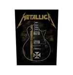 Patch Metallica: Hetfield Guitar