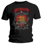 T-shirt Alice Cooper: Schools Out Dagger