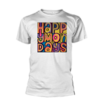 T-shirt Happy Mondays - Happy Mondays (Blanc)