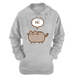 Sweat-shirt Pusheen HI/BYE
