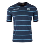 T-shirt Écosse rugby 2018-2019 (bleue)