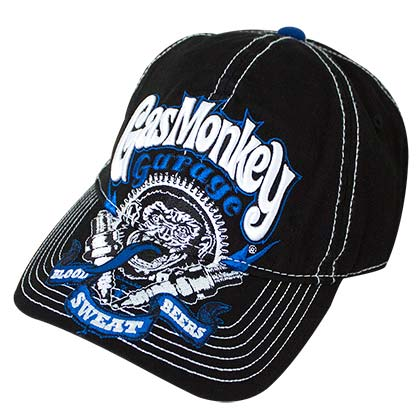 Casquette Gas Monkey Garage