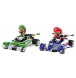 "Pull And Speed - Mario Kart 8 ""Circuit Special"" Lot de 2"