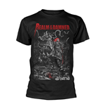 T-shirt Realm Of The Damned HORSE