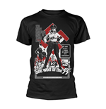 T-shirt Plan 9 - ILSA: She Wolf Of The Ss ILSA SHE WOLF OF THE S.S. (Noir)