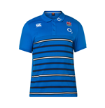 Polo Angleterre rugby 2018-2019 (bleue)
