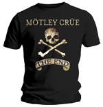 T-shirt Mötley Crüe  pour homme - Design: The End