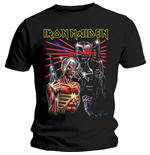 T-shirt Iron Maiden pour homme: Terminate