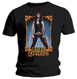 Alice Cooper Homme Tee: fouet vintage lavé