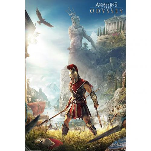 Affiche Assassins Creed Odyssey 240