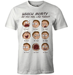 T-shirt Rick and Morty 312225