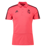 Polo Real Madrid 2018-2019 (Rouge)