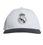 Chapeau Real Madrid 2018-2019 (Blanc)