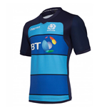 Maillot Écosse rugby 2018-2019 (bleue)
