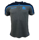 Polo Écosse rugby 2018-2019 (Graphite)