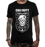 T-shirt Call Of Duty - Black Ops Skull