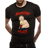 T-shirt Rick And Morty - Design: Armothy