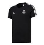 T-shirt Real Madrid 2018-2019 (Noir)