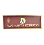 Plaque Harry Potter  312928