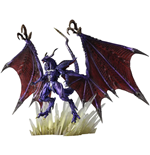 Final Fantasy Creatures Bring Arts figurine Bahamut 25 cm