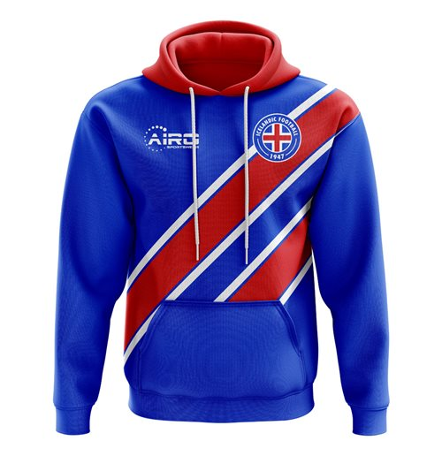 Sweat-shirt Islande Football 2018-2019 Home