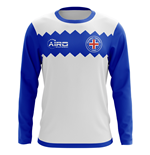 Maillot Manches Longues Islande Football 2018-2019 Away