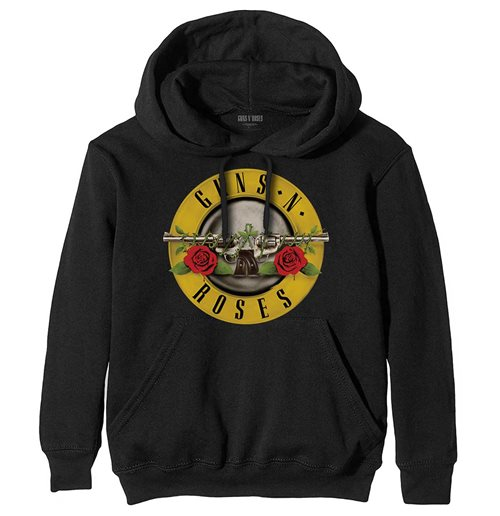 Sweat-shirt Guns N'Roses unisexe - Design: Classic Logo