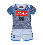 Tenue de football pour enfant Naples 2018-2019 Third