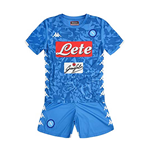 Tenue de football pour enfant Naples 2018-2019 Home