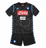 Tenue de football pour enfant Naples 2018-2019 Away