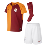 Tenue de football pour enfant Galatasaray 2018-2019 Home