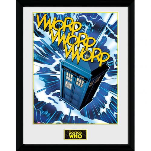 Cadre Doctor Who  313445