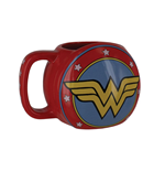 DC Comics mug 3D Wonder Woman