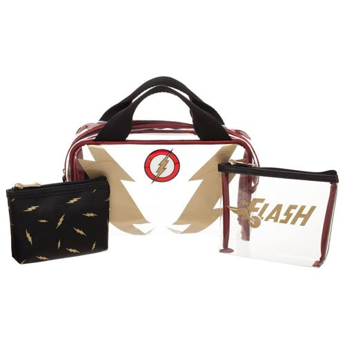 DC Comics pack 3 sacs Flash