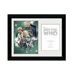 Imprimé Doctor Who  313819