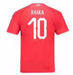 Maillot Suisse Football 2018-2019 Home