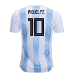 Maillot Argentine Football 2018-2019 Home