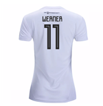 Maillot Allemagne Football 2018-2019 Home