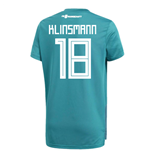 Maillot Allemagne Football 2018-2019 Away